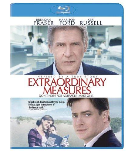 Extraordinary Measures [Blu-ray]