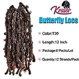 Kraler Butterfly Locs Distressed Locs Crochet Locs