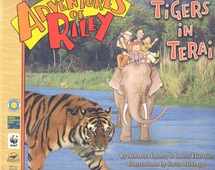 Adventures of Riley--Tigers in Terai, Second Edition