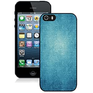New Personalized Custom Designed For iPhone 5s Phone Case For Blue Vortex Phone Case Cover
