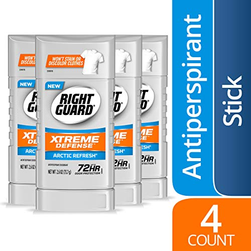 Right Guard Xtreme Defense