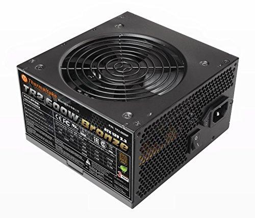 Thermaltake TR2 500W 80+ Bronze ATX 12V 2.4/EPS 12V 2.92 Power Supply PS-TR2-0500NPCBUS-B ()