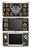 Monster Hunter 4 Ultimate Generations 3 World Video Game Vinyl Decal Skin Sticker Cover for Nintendo DSi XL System