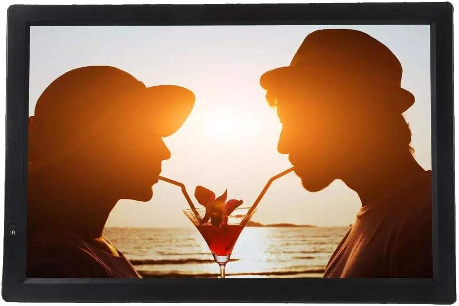 Vbestlife TV Portatil Televisión Digital LCD 14 Pulgadas HD Resolución de 1080p Sintonizador de Alta Sensibilida HDMI, VGA, USB Reproductor y Grabador