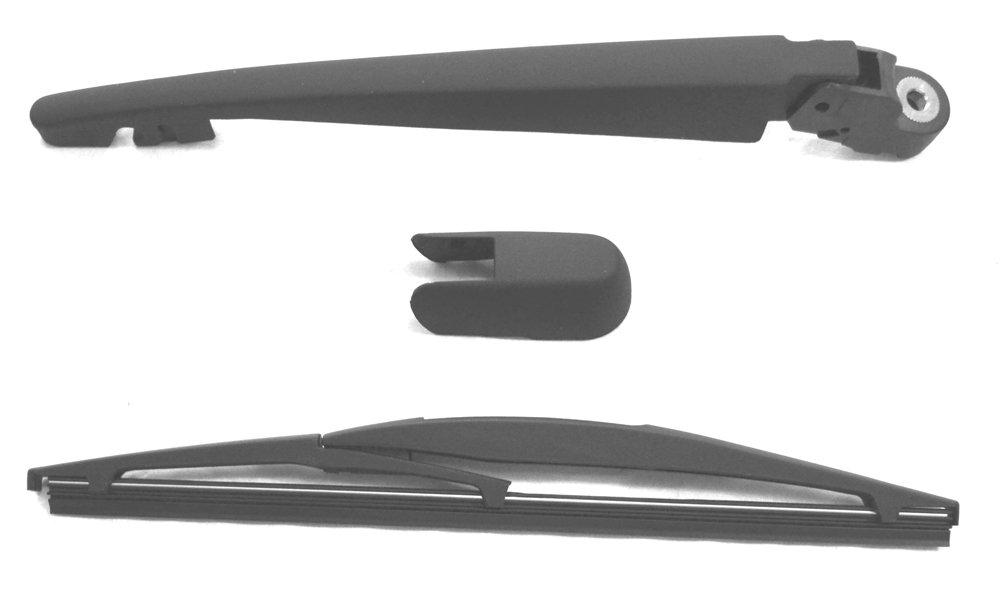Exact Fit RA559 - Limpiaparabrisas trasero (25 cm): Amazon.es: Coche y moto