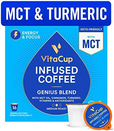Save up to 32% on VitaCup!