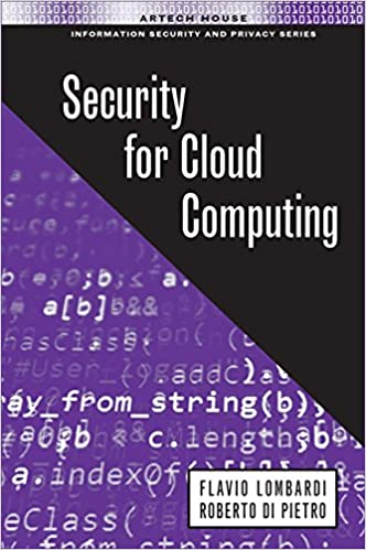 Privacy and cloud pdf security