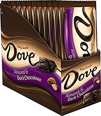 DOVE Chocolate Full Size Candy Bars