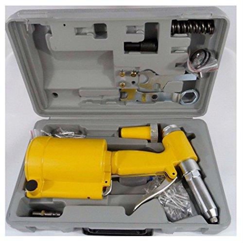New Pneumatic Air Hydraulic Pop Rivet Gun Riveter Riveting Tool w/Case from Unknown
