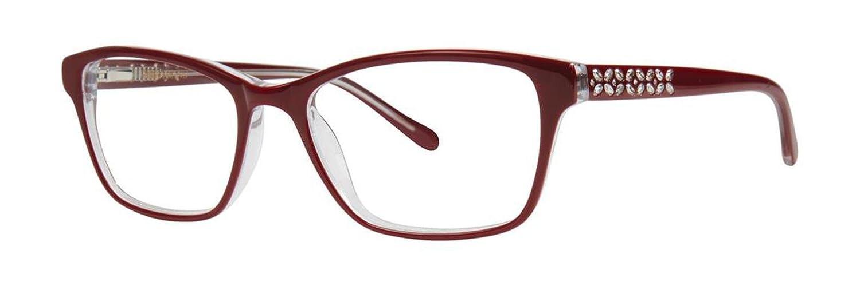 Eyeglasses Vera Wang DIANDRA CRANBERRY Cranberry