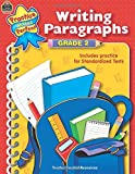 Writing Paragraphs Grade 2: Grade 2 : Includes Practice for Standardized Tests (Practice Makes Perfect)