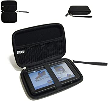 HC5 5-inch Hard Shell Carrying Case For Garmin DriveAssist 50LMT 51LMT-S GPS