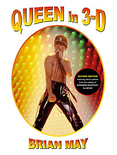 Queen in 3-D Updated Edition (3-D Stereoscopic Book)