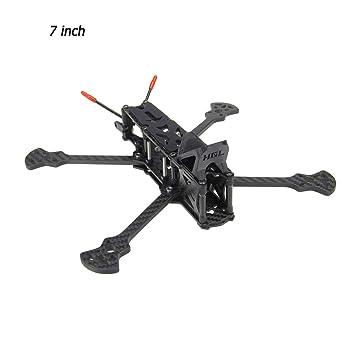 Webla - Kit de accesorios de dron HGLRC 5/6/7 pulgadas 5 mm 3 K de ...