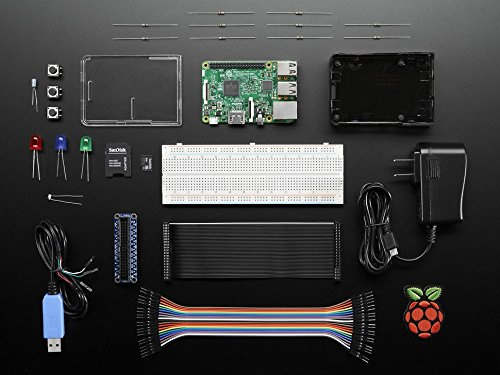 Raspberry Pi 3 Model B Starter Pack - Includes a Raspberry Pi 3 by Raspberry Pi