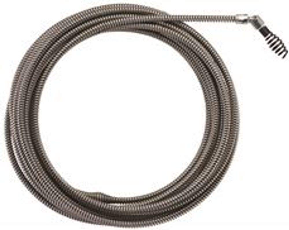 Milwaukee Electric Tool 48-53-2574 Milwaukee Drop Head Cable, 1/4'' x 25', Plastic, 11.22'' x 2.24'' x 10.71''
