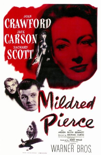 Mildred Pierce Poster - Mildred Pierce 11 x 17 Movie Poster - Style A