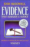 Evidence that Demands a Verdict, eBook: Historical Evidences for the Christian Faith: 001