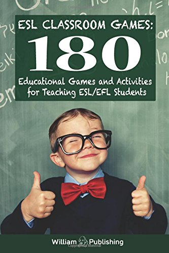 ESL Classroom Games Educational Activities product image