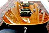 ESP E-II ST-2 QM Maple, TIger Eye, Electric Guitar Brand New! Made in Japan