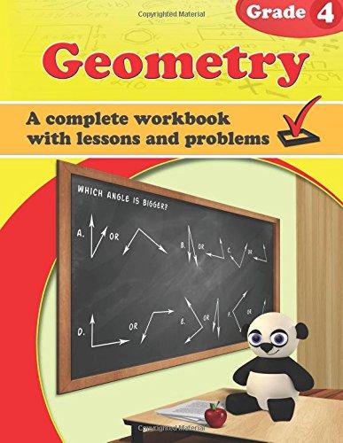 Read Online Geometry, Grade 4 Workbook ebook