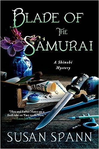 Blade of the Samurai: A Shinobi Mystery (Shinobi Mysteries ...