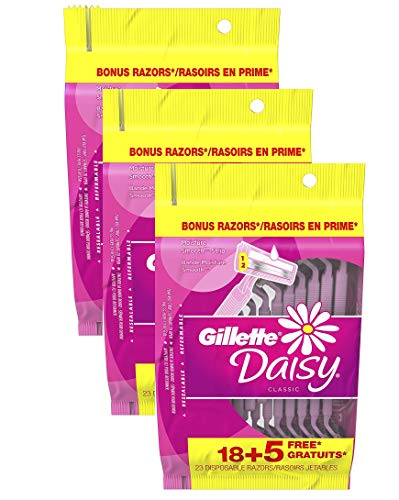 Bestselling Womens Disposable Razors