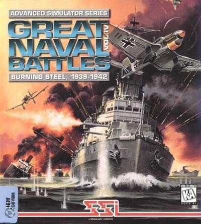 Great Naval Battles Vol IV: Burning Steel, 1939-1942