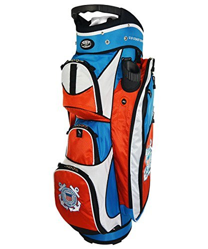 Hot-Z Golf US Military Coast Guard Cart Bag by Hot-Z Golf by Hot-Z Golf (Image #1)