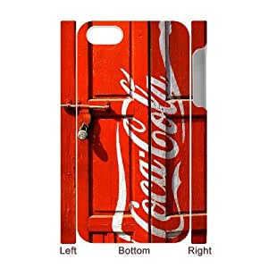 Cheap 3D iPhone 4,4G,4S Case, Red London Telephone Box Kiosk Booth quote New Fashion Phone Case