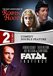 The Zany Adventures of Robin Hood / Fatal Instinct - 2 DVD Set (Amazon.com Exclusive)