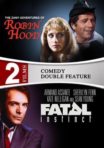 Action Dvd Com - The Zany Adventures of Robin Hood / Fatal Instinct - 2 DVD Set (Amazon.com Exclusive)