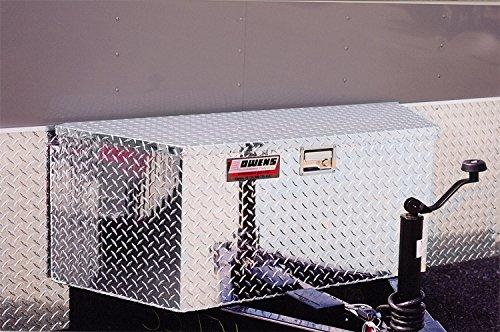 - Owens (45002) Trailer Tongue Tool Box, 49