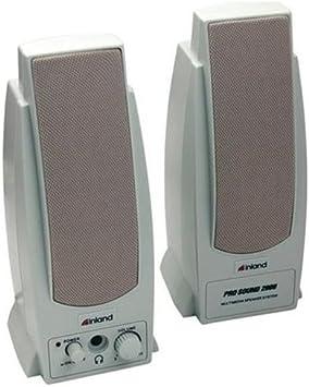 Pro Computer Speakers Sound 2000 Electronics