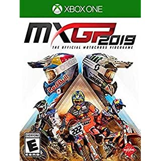 MXGP 2019 The Official Motorcross Video Game (XB1) - Xbox One