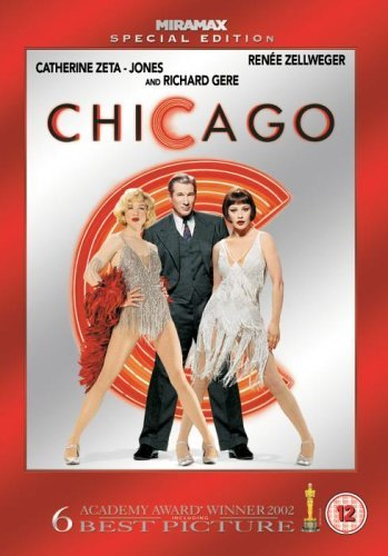 Chicago (Special Edition) [DVD] by Renee Zellweger B01I074HBC