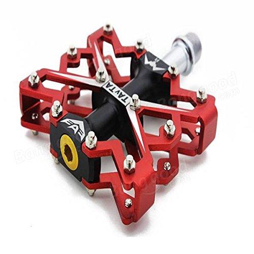 Bazaar Bicyclette vélo pédales fixe roulement alliage alumineux pédales de VTT bmx