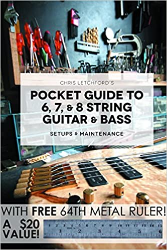 Chris Letchford Guitar Technique Book Pdf