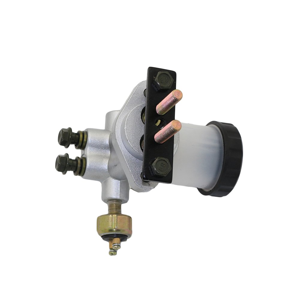 CNCMOTOK New Hydraulic Brake Master Cylinder for 90cc 110cc 125cc 150cc 200cc 250cc Go Kart Buggy Sunl BMS Kandi Roketa Kazuma Kinroad ATV by CNCMOTOK (Image #3)