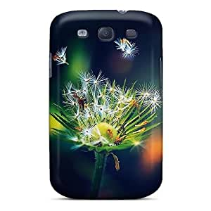 Series Skin Case Cover For Galaxy S3(dandelion Seeds)
