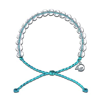 298b6436b Amazon.com: 4Ocean Bracelet with Charm Made from 100% Recycled ...