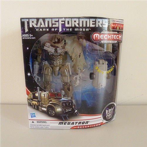 [Hasbro Transformer Movie 3 DOTM Megatron Voyage Class] (Arcee Prime Costume)
