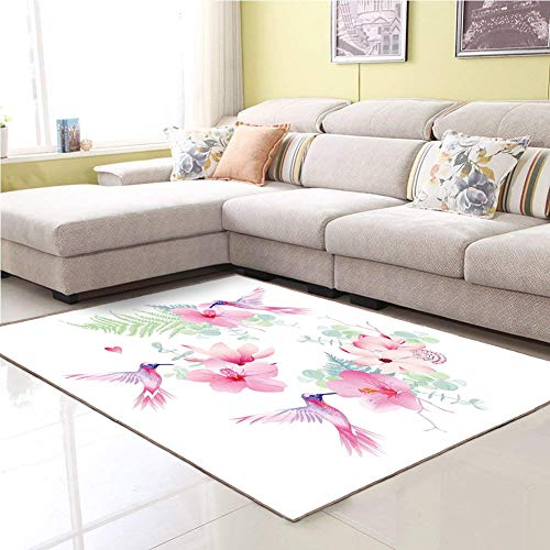 Ultra Soft Indoor Modern Area Rugs