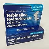Taro Terbinafine Hydrochloride Cream, 1%, 0.5oz