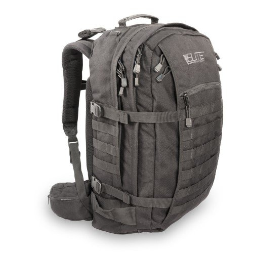Elite Survival Systems Mission Backpack, Black