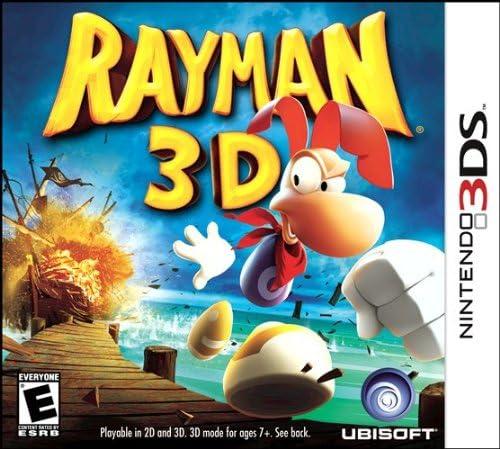 Ubisoft Rayman 3D, 3DS - Juego (3DS, 3DS): Amazon.es: Videojuegos
