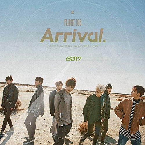 CD : GOT7 - Flight Log: Arrival (Asia - Import)