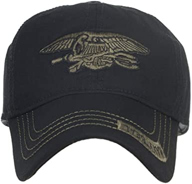 American Flag Crab Unisex Baseball Cap Quick Dry Running Caps Adjustable Trucker Caps Dad-Hat