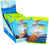 Organic Sour Vegan Gummy Worms 2.75 Oz. Bag (Pack of 12) - Pack Of 12