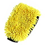 DeemoShop Multi-Function 3 in 1 Car Wash Gloves Car